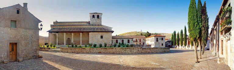 Iglesia Santa Maria en Wamba, Valladolid