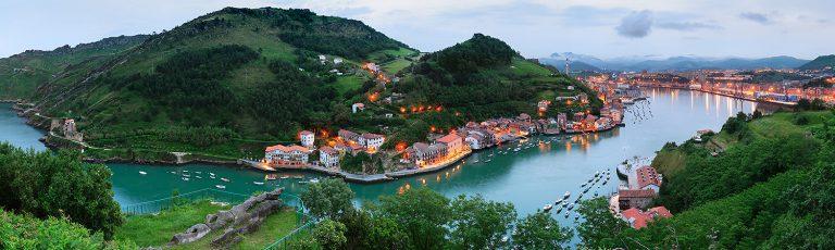 Puerto Pasai Donibane Gipuzkoa