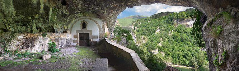 Cueva San Elias en Oñati Gipuzkoa