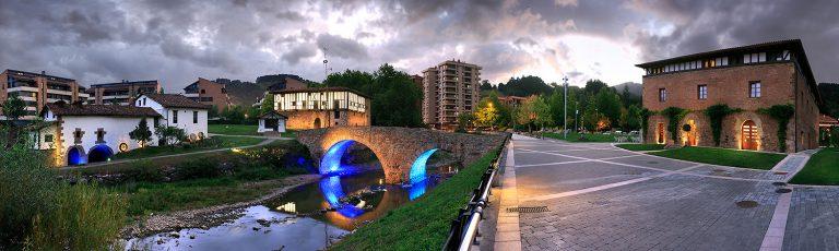 Conjunto Monumental de Igartza en Beasain Goierri Gipuzkoa
