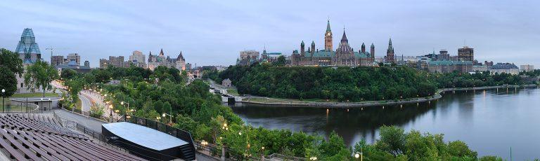 Parlamento de Ottawa Canada