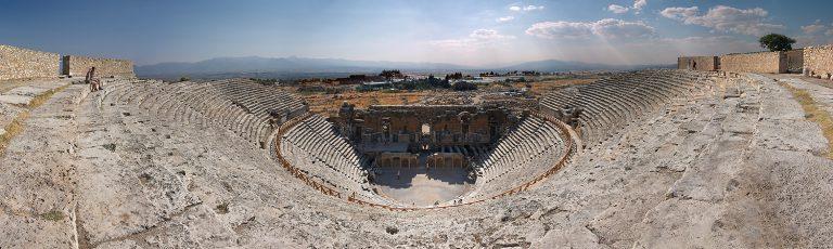 Anfiteatro Romano en Turquia