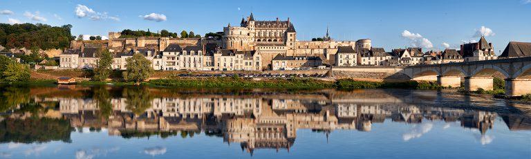 Castillo de Amboise Valle del Loira Francia