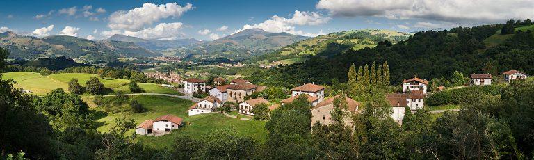 Valle del Baztan Navarra