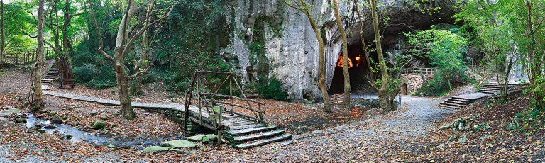 Cuevas Zugarragurdi Baztan Navarra